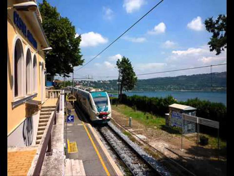 Stazione di Castel Gandolfo